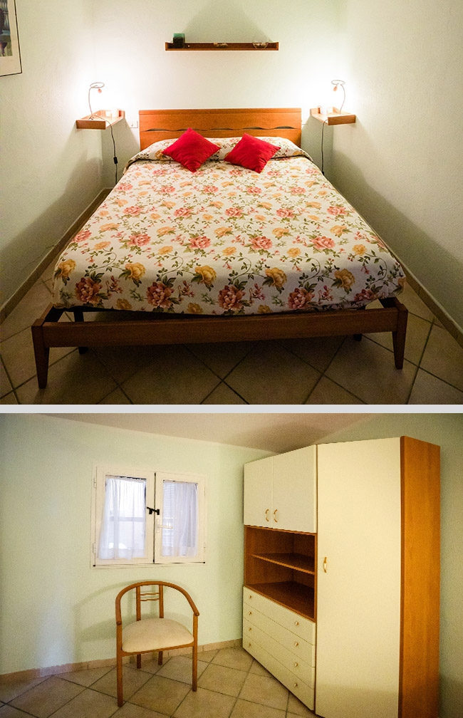 Camera Matrimoniale A Grosseto.Camera Matrimoniale Appartamento Begonia Uno Agriturismo La